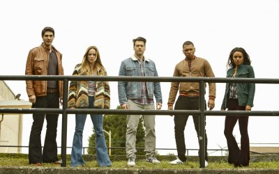 Legends of Tomorrow, stagione 2 : Alla ricerca del George Lucas perduto