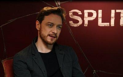 """Faccia a faccia con James McAvoy: """"In Split la sofferenza è qualcosa di stimolante"""""""