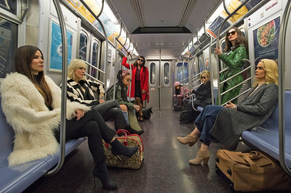 Ocean's Eight: la prima foto ufficiale del film
