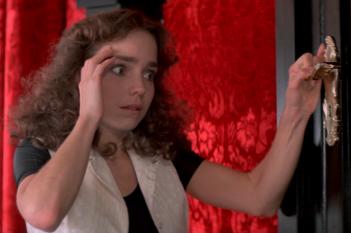 Jessica Harper in Suspiria, del 1977