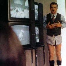 Giancarlo Giannini in una scena di Buone notizie