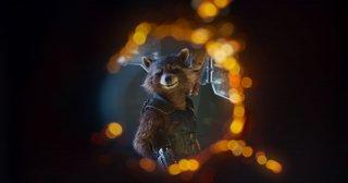 Guardiani della Galassia Vol. 2: Rocket Racoon in una scena