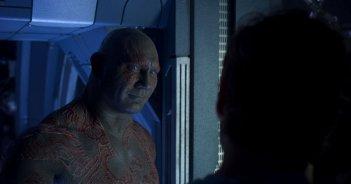 Guardiani della Galassia Vol. 2: Dave Bautista a colloquio con Chris Pratt