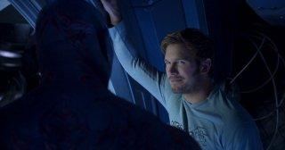 Guardiani della Galassia Vol. 2: Chris Pratt a colloquio con Dave Bautista