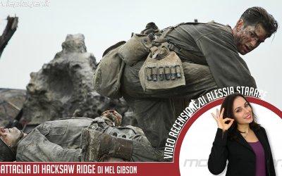 La battaglia di Hacksaw Ridge: Video recensione