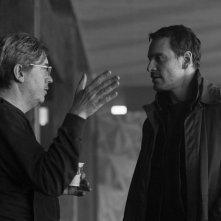 The Snowman: Michael Fassbender a colloquio col regista Tomas Alfredson