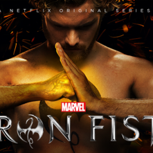 Iron Fist: Finn Jones nel banner dello show