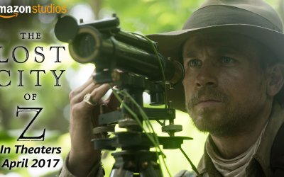 The Lost City of Z - Trailer US