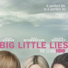 Big Little Lies: una locandina per la serie