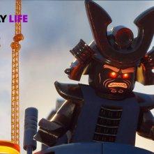LEGO Ninjago: una foto del film animato