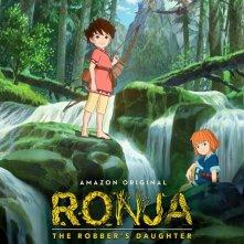 Ronja the Robber's Daughter: il poster della serie
