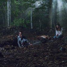 The Path: una foto di Michelle Monaghan e Hugh Dancy