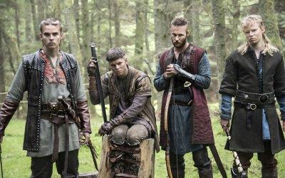 Vikings 4: la celebrazione del mito di Ragnar Lothbrok attraverso i suoi figli