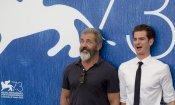 """Andrew Garfield: """"Mi avevano sconsigliato di lavorare con Mel Gibson"""""""
