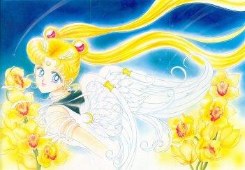 Sailor Moon: Un immagine della protagonista
