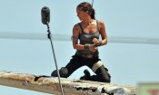 Tomb Raider: Alicia Vikander in azione nelle prime foto dal set