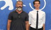 "Andrew Garfield: ""Mel Gibson mi faceva infuriare con i suoi scherzi sul set"""
