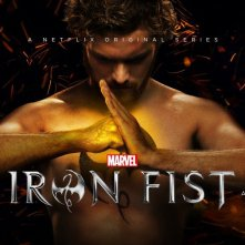 Iron Fist: artwork per la nuova serie Marvel/Netflix