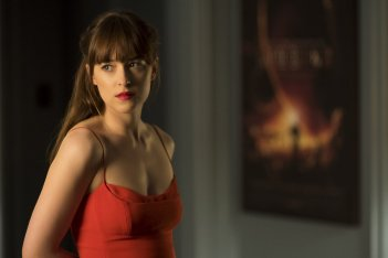 Cinquanta sfumature di nero: Dakota Johnson interpreta Anastasia