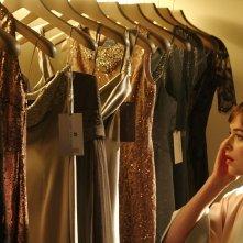 Cinquanta sfumature di nero: una foto della protagonista Dakota Johnson
