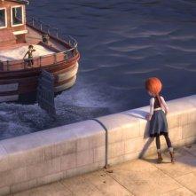 Ballerina: un momento del film animato