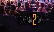 Cinema2Day: oggi 8 febbraio si va al cinema con 2 euro!