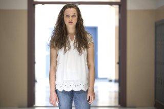 13 Reasons Why: una foto della protagonista Katherine Langford