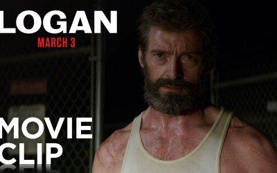 "Logan - Clip ""You Know the Drill"""