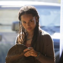 Big Little Lies: Zoe Kravitz in una foto della serie