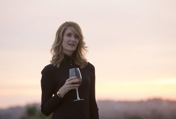 Big Little Lies: Laura Dern in una foto della serie