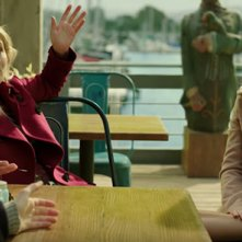 Big Little Lies: una foto di Reese Witherspoon e Nicole Kidman