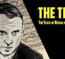 Locandina di The Trial: The State of Russia vs Oleg Sentsov