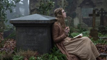 Mary Shelley: Elle Fanning nella prima foto del film