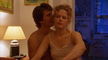 Eyes Wide Shut: Tom Cruise e NIcole Kidman