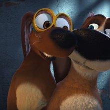 Ozzy - Cucciolo coraggioso: un'immagine tratta dal film animato