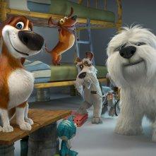 Ozzy - Cucciolo coraggioso: un momento del film d'animazione