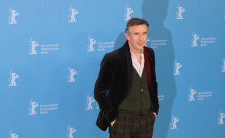 Berlino 2017: Steve Coogan al photocall di The Dinner