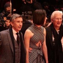 Berlino 2017: Richard Gere, Rebecca Hall, Laura Linney, Steve Coogan e Oren Moverman sul red carpet di The Dinner