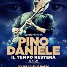 Locandina di Pino Daniele - Il tempo resterà
