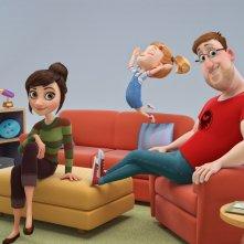 Ozzy - Cucciolo coraggioso: un'immagine del film animato