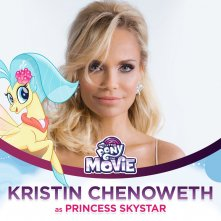 My Little Pony: il personaggio di Kristin Chenoweth