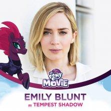 My Little Pony: il personaggio di Emily Blunt