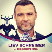 My Little Pony: il personaggio di Liev Schreiber