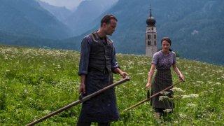 Radegund: la prima foto del film