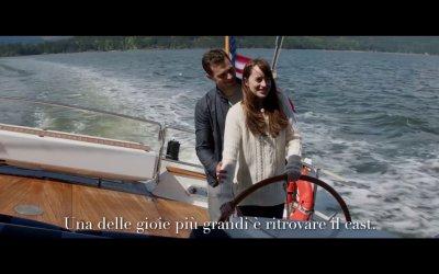 """Cinquanta sfumature di nero  - Featurette """"Incontro con il cast"""" (sottotitoli in italiano)"""
