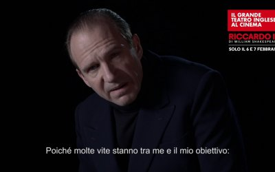 Riccardo III - Trailer
