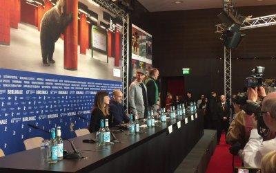 Trainspotting 2: Il cast arriva in sala conferenze a Berlino 2017