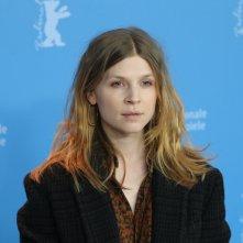 Berlino 2017: Clémence Poésy al photocall di Final Portrait