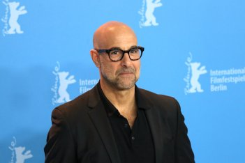 Berlino 2017: Stanley Tucci al photocall di Final Portrait