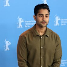 Berlino 2017: Manish Dayal al photocall di Viceroy's House